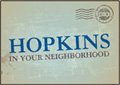 Hopkins in your neighborhood logo