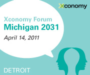 Xconomy Forum: Michigan 2031