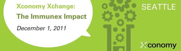 Xconomy Xchange: The Immunex Impact
