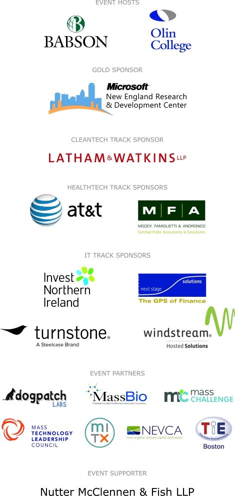 XSITE 2011 Sponsors