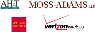WTIA Sponsors -- AH&T, MossAdams, Wells Fargo IS, Verizon