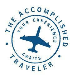 Accomplished Traveler logo
