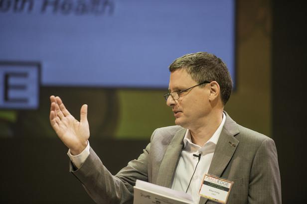 OBIO's Dr. Klaus Fiebig