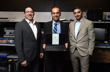CEO Amol Karnick & Team