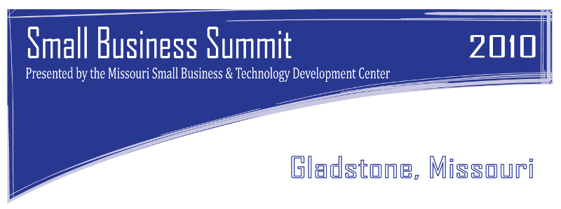 Small Business Summit--Gladstone header