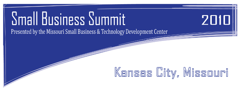 Small Business Summit--Kansas City header