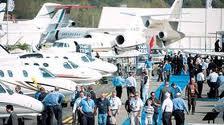 NBAA Aircraft lineup