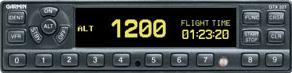 GTX 327 transponder