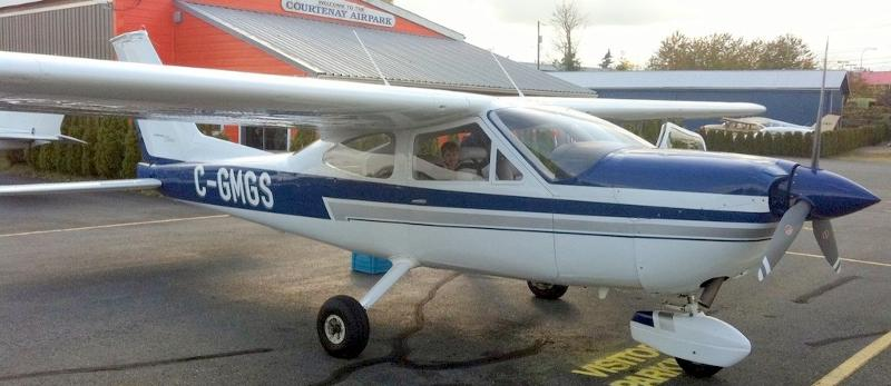 CGMGS full plane