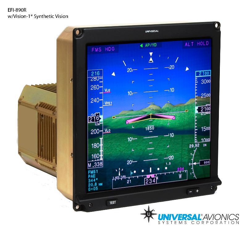 Universal EFI-890R