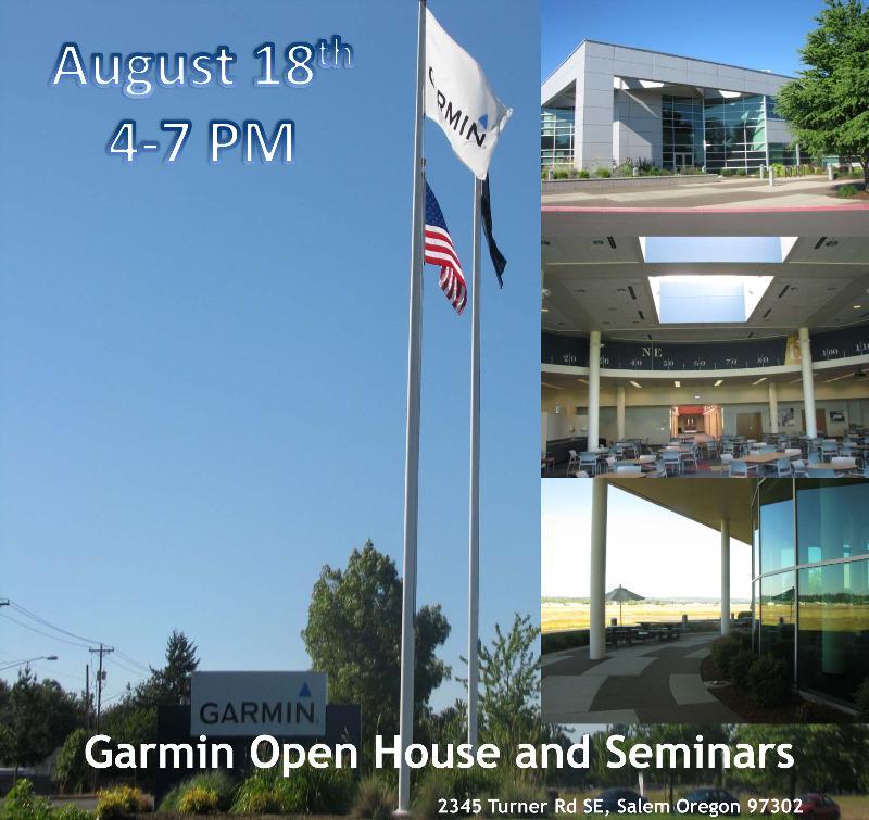Garmin Open House