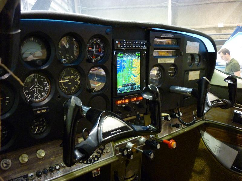 Marty Cessna 182