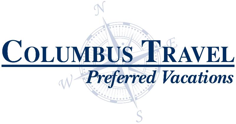 Columbus Travel New Logo