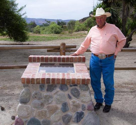 2C Ranch memorial