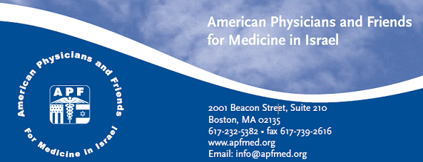 American Physicians and Friends for Medicine in Israel (APF)