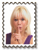 Cyndi's Secrets Stamp