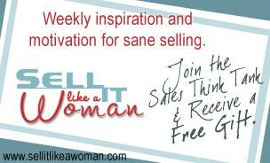 Sell It Like a Woman