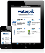 Waterpik Professioanl Ap