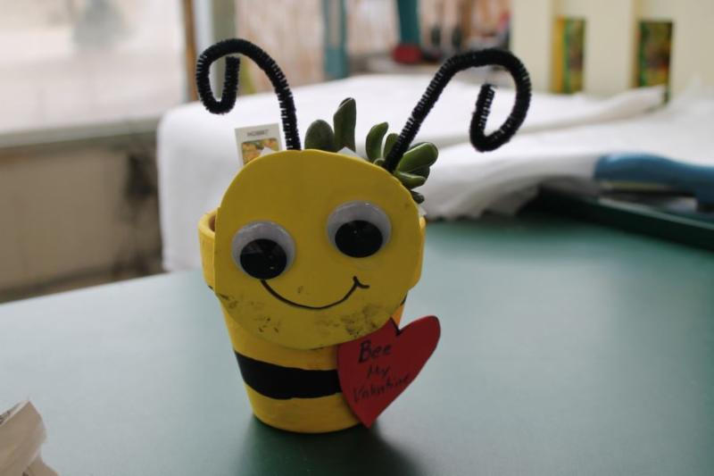 Wilson 39 S Sprout Club Bee My Valentine