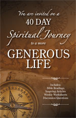 40-Day booklet cover