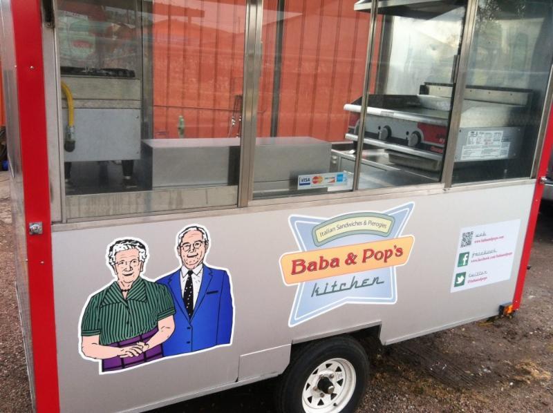 Baba & Pops Cart