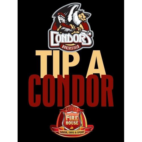 tip a condor