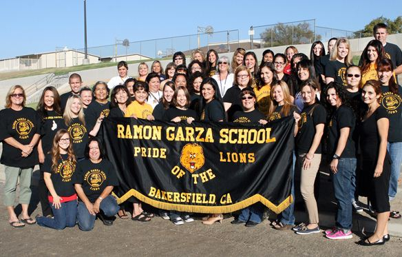 Ramon Garza Elementary School