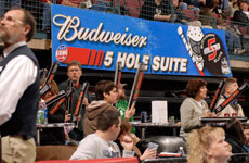 Budwieser 5-hole Suite