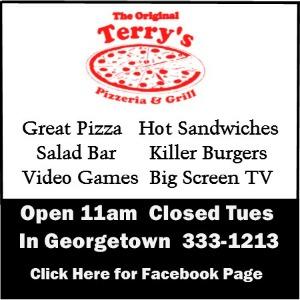 Terrys Pizza
