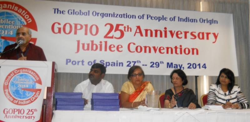 Conf. Panel Family and Youth - Jagdish Lodhia Speaking