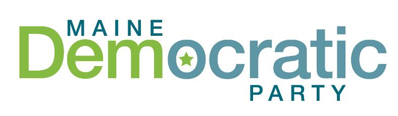 Maine Dems Logo