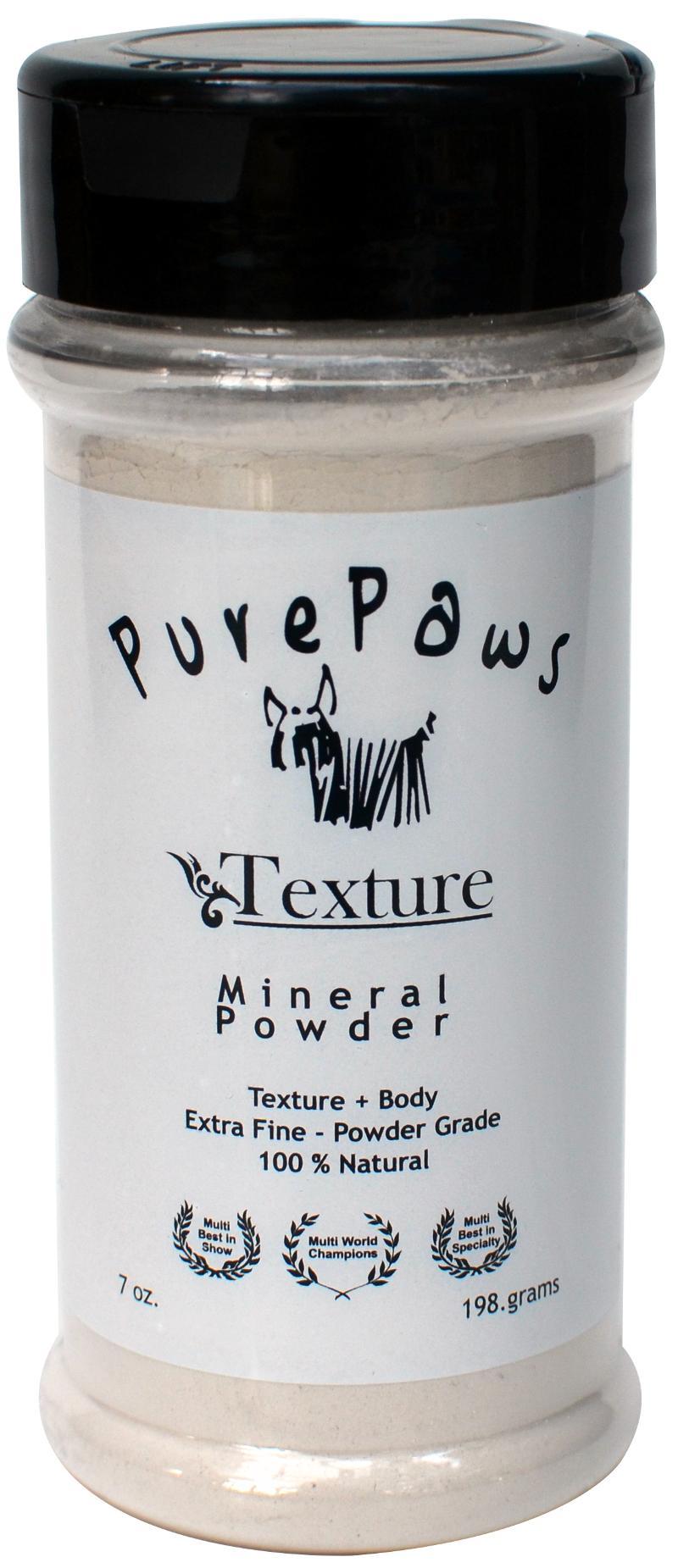 Texture Minerals Powder