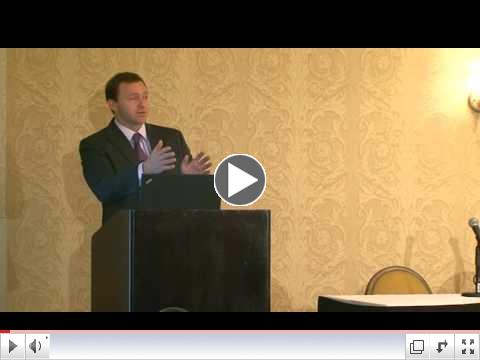 Keynote: Maine Aging Initiative with Rep. Mark Eves, Maine Speaker of the House