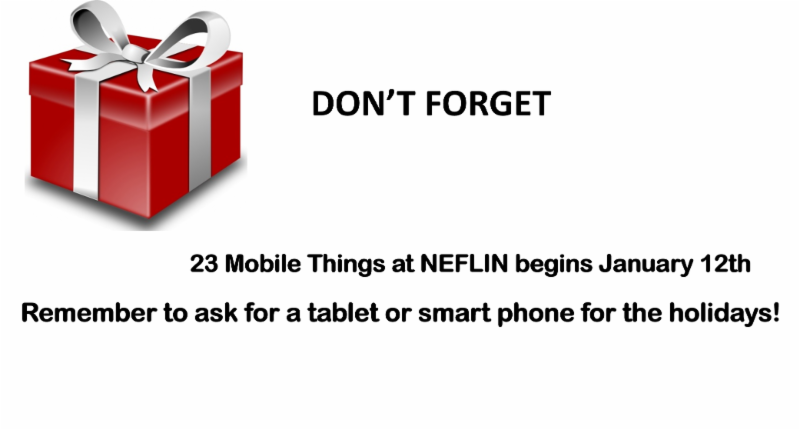 23 Mobile Things Present 2