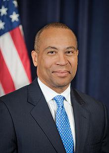 Governor Deval Patrick