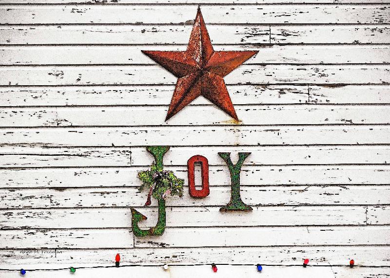 'Joy!
