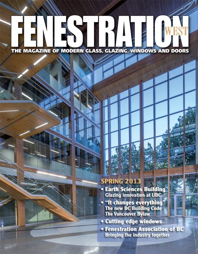 FenWest March 2013 Issue cover