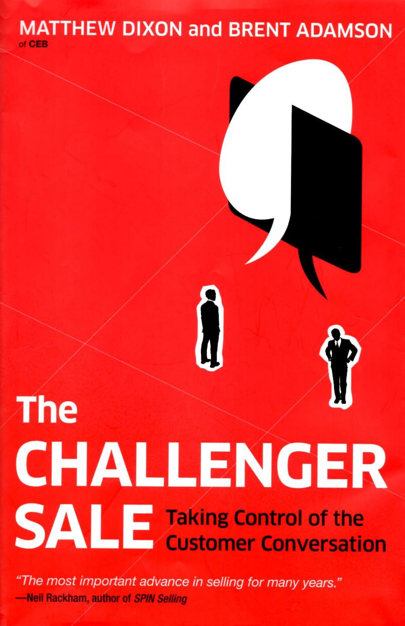 The Challenger Sale Book