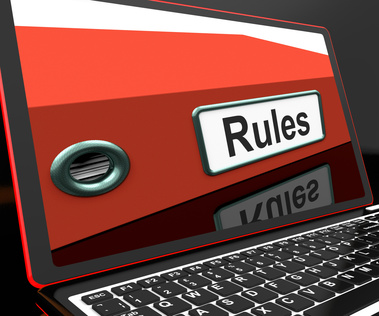 Rules to follow when engaging with others online