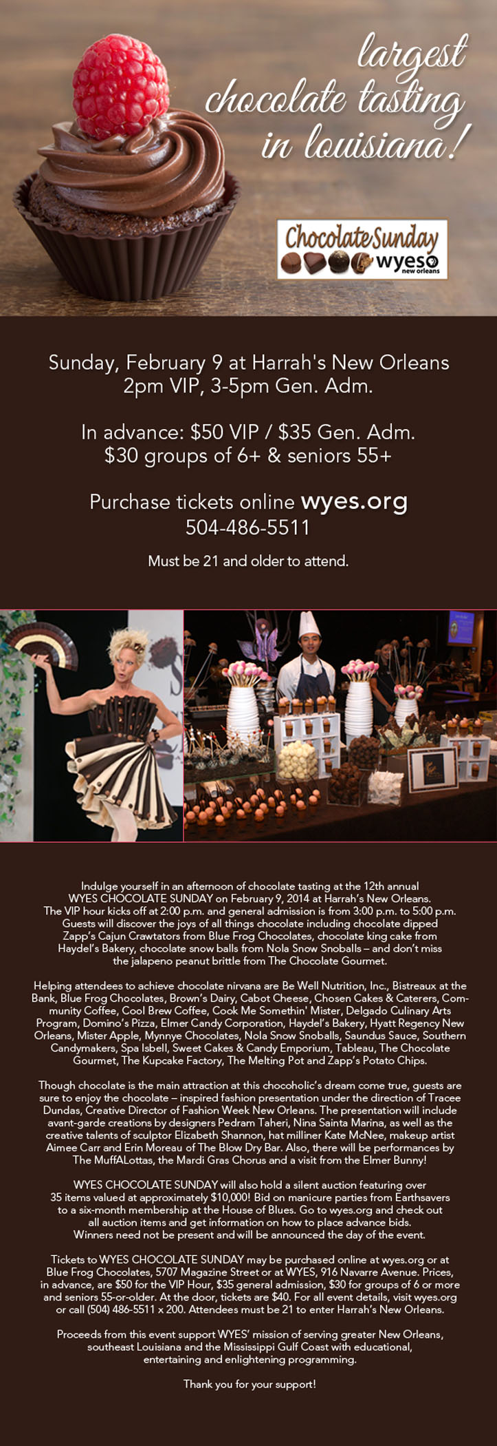 870c8e9976d4e Welcome to LaFete News The Best of New Orleans - Everyday Frank ...