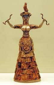 Knossos Goddess