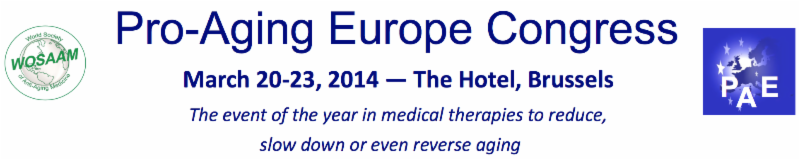 pro aging europe congress 2014. Black Bedroom Furniture Sets. Home Design Ideas