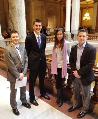 YAF Day at the Statehouse 2013
