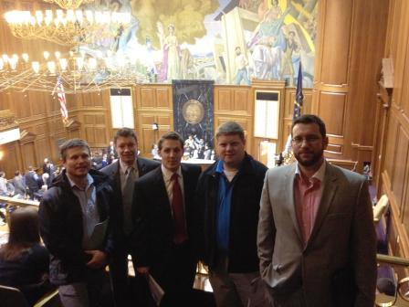 YAF at the Statehouse