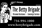 Betty Brigade Logo