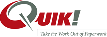 Quik Forms logo
