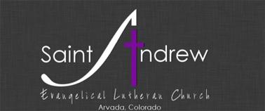 St Andrew Lutheran Church Arvada logo