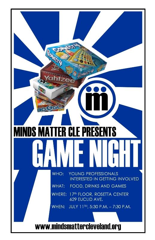 Version 2 Game night
