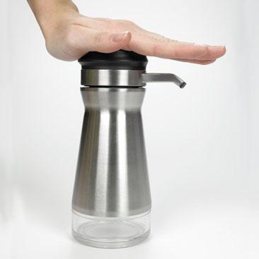 OXO lotion dispenser