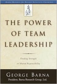 Power of Team Leadership